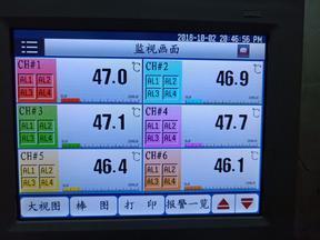TEMI2500温度无纸记录仪 彩屏记录仪厂家广东无纸记录仪价格