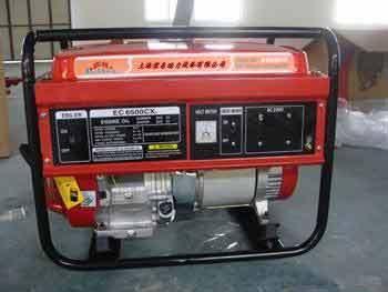 5KW小型汽油发电机组