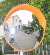 道路广角镜,道路转角用的镜子,上海转角镜