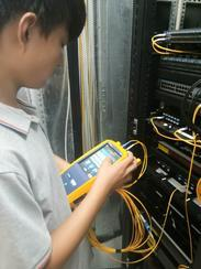 河南弱电智能化验收第三方检测机构综合布线系统检测