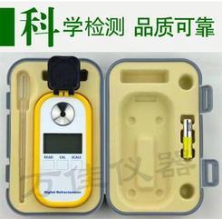 水果糖度计数显测糖检测仪手持检测含糖量蜂蜜甜度测量