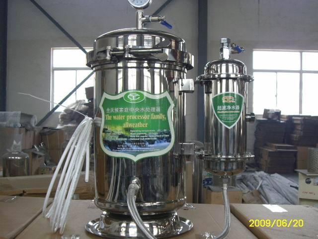水净化器_家用中央水处理净化器_CO土木在线