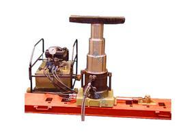 救援起复设备液压复轨器FX-5型制造精心