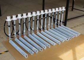 陕西瑞特 氟塑料电加热器