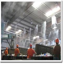 高温厂房车间人造雾降温系统价格优惠