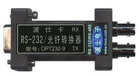OPT232-9RS232多模光纤转换器