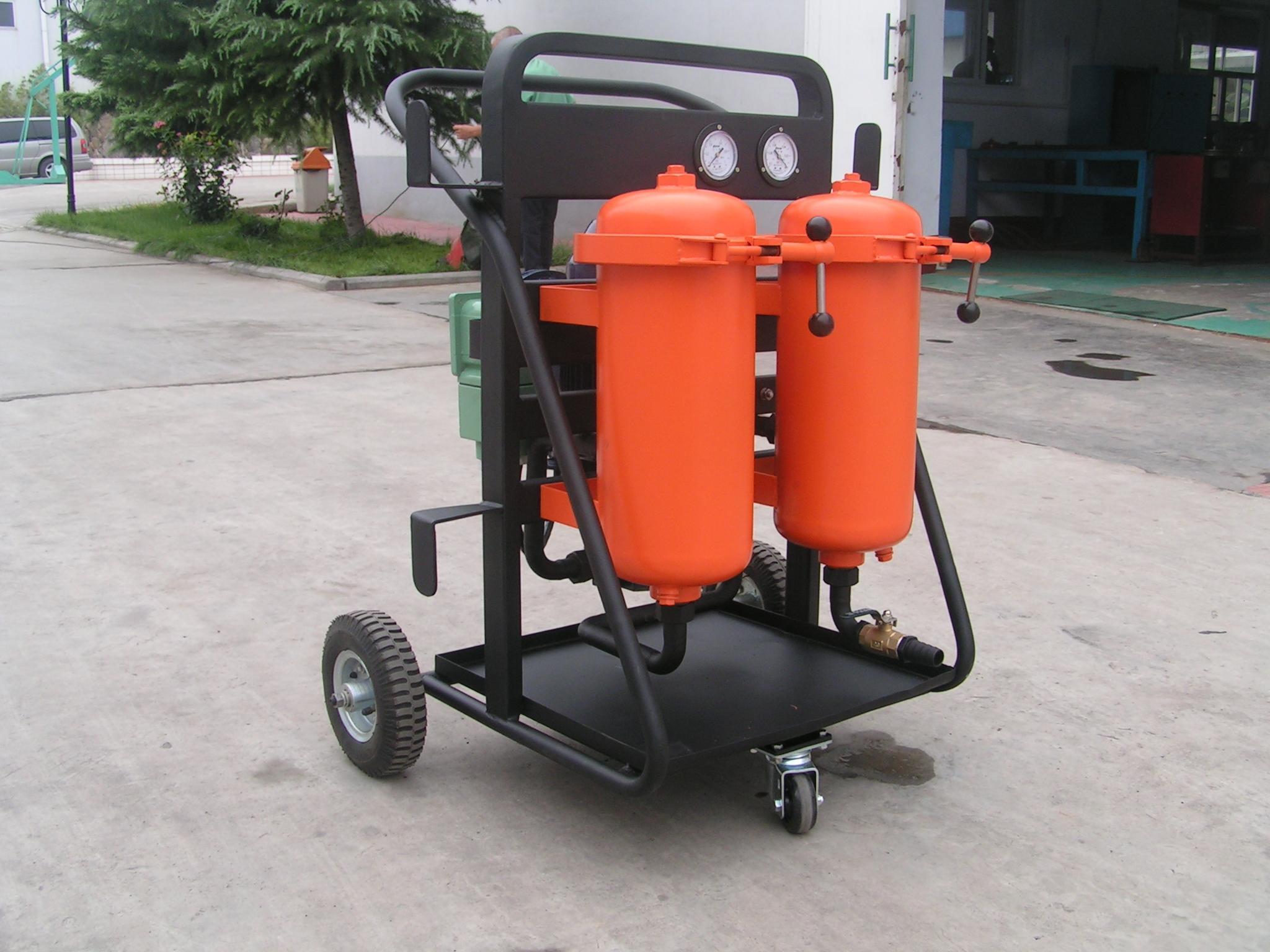 高精度滤油机LYC-B系列