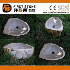 SINK 357G自然河卵石洗手盆