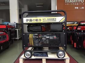 伊藤8KW静音柴油柴油发电机