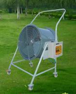 移动式电热暖风机
