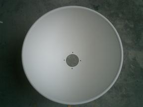高反射率纳米反光涂层喷涂加工处理灯具反光罩