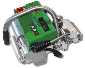 瑞士进口单毛面/双糙面土工膜热楔式自动焊接机ASTRO