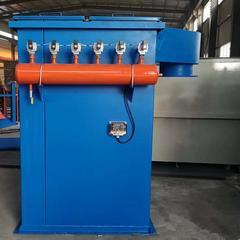 脈沖除塵器生產廠家供應 48袋除塵器