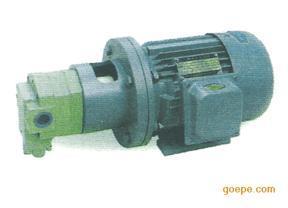 BB-B*YJZ型摆线齿轮油泵电机组(立卧式)