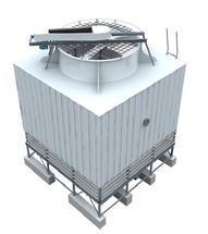 方形逆流式冷却塔(YHD系列)