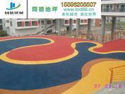 杭州透水混凝土/杭州透水路面/杭州彩色透水混凝土艺术地坪/杭州彩色混凝土