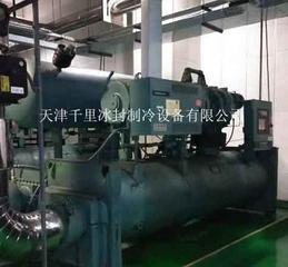 天津约克YS螺杆冷水机组维修