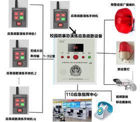 校园一键报警器的介绍特点、一键紧急报警优势
