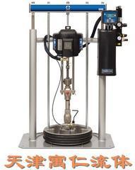 原装美国固瑞克气动打胶泵双立柱压盘泵高粘度流体单立柱输送泵