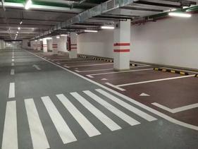 马路漆划线,热熔标线,停车场工程厂家
