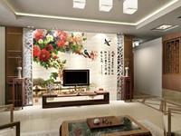 睿雅艺术背景墙品牌排行榜,电视背景墙热销排行,佛山个性瓷砖