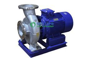 ISWH型�P式�渭�不�P�管道�x心泵