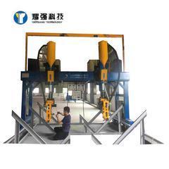 H型钢龙门焊式埋弧焊接机
