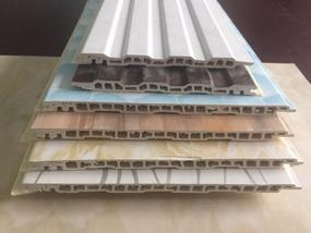 竹木纤维集成墙板生产设备