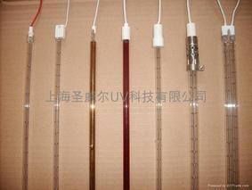 红外线IR灯/红外线灯管/短波近红外线灯/石英加热管/IR灯