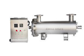自动清洗紫外线消毒器水处理