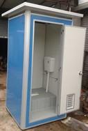 移动直排式环保厕所