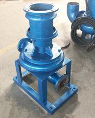 HSG系列管道式耐磨增压泵