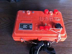 矿用MFB-100发爆器起爆器放炮器