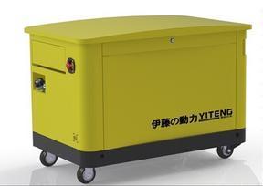 伊藤10KW汽油发电机