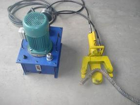 工地现场专用大直径LH-32手提式钢筋弯曲机