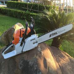 斯蒂尔MS382油锯德国原装进口大功率伐木锯