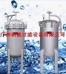 湖南过滤器-湖南袋式过滤器-湖南水处理过滤器-湖南多袋式过滤器