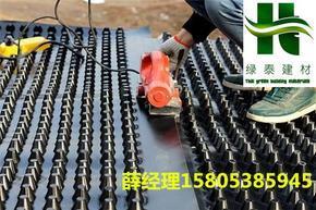 宜春复合排水板+土工布1.5公分全新料排水板