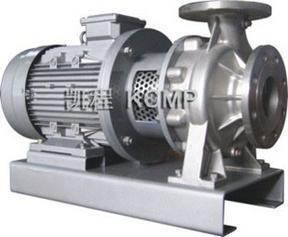 KWS分体式新型管道离心泵