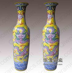 景德镇厂家销售商务大礼品,开业庆典,景德镇陶瓷大花瓶