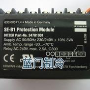 SE-B1比泽尔压缩机专用模块