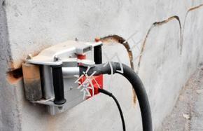 水电安装开槽墙壁开槽机