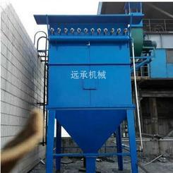 脉冲工业布袋除尘器单机袋式锅炉水泥仓顶集尘器配件环保除尘设备