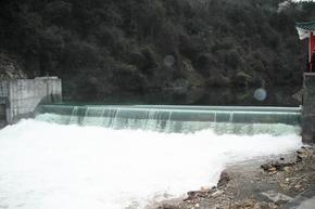 活动坝 合页坝 卧倒坝 橡胶坝 橡皮坝 景观坝 溢流坝