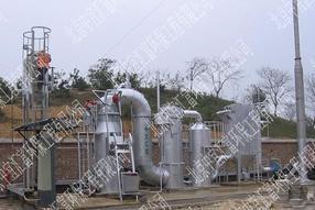 焦化化产回收装置-脱苯塔