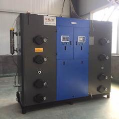 多功能全自动600kg生物质蒸汽发生器 整烫衣服免检蒸汽锅炉机厂家直供