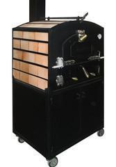 双层电磁披萨炉柜、披萨炉设备