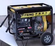 190A柴油发电电焊机|伊藤原装焊机