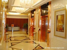 酒店铜装饰