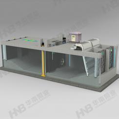 HNGE一体化泵闸-防洪排涝-水利解决方案